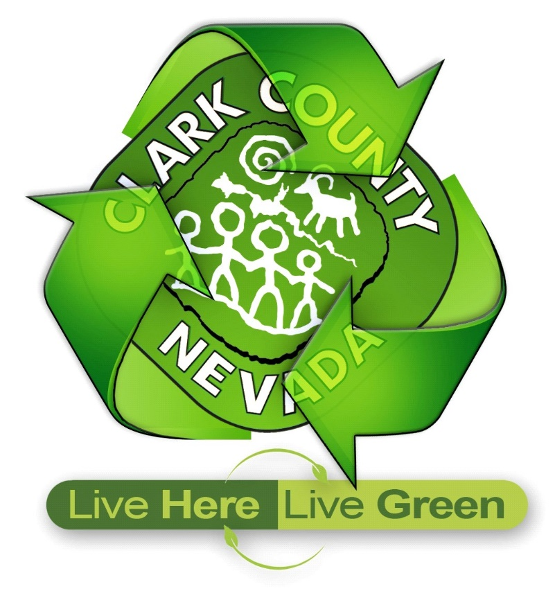 Live here - Live green in Clark County, NV