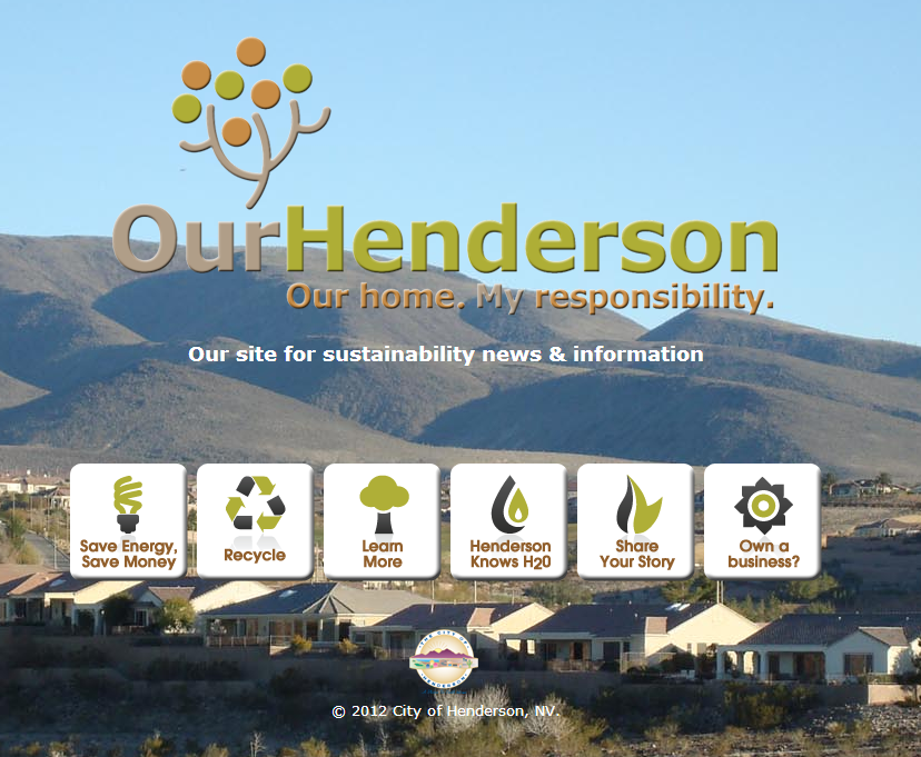 Our Henderson Sustainability Program