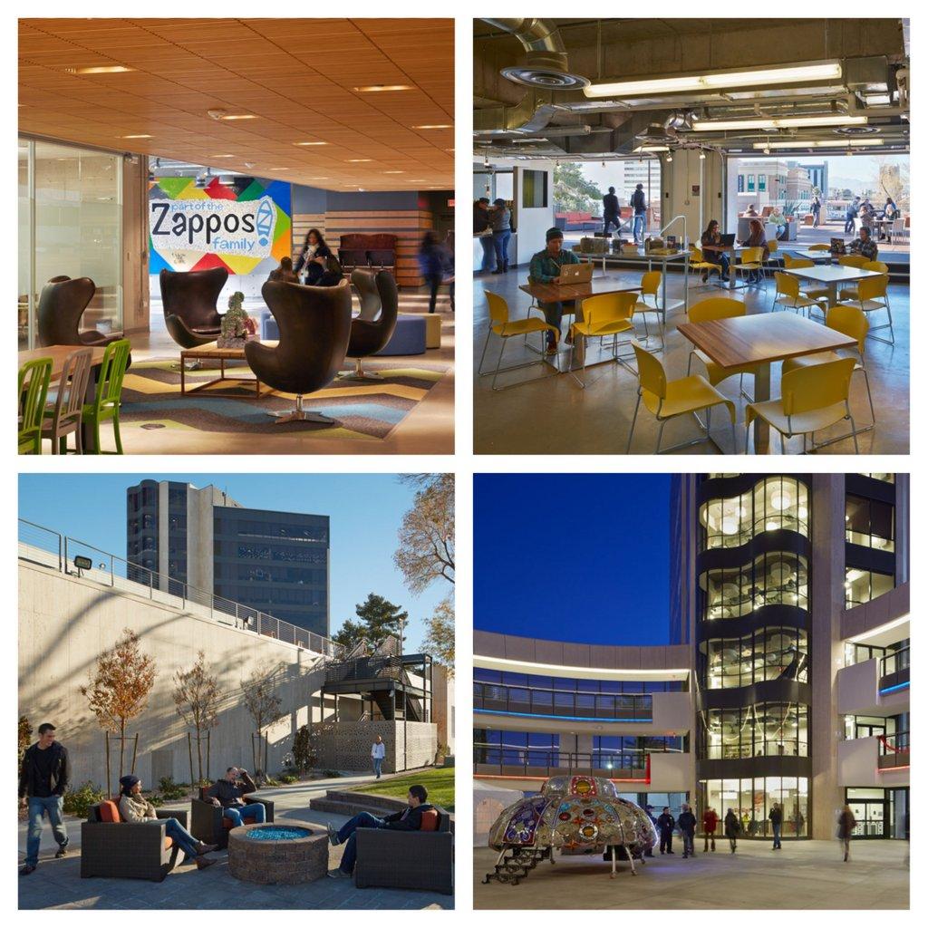 Zappos New Las Vegas HQ Earns LEED Gold Certification