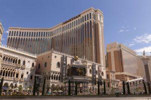 Sands and MGM make Newsweek's top green 100