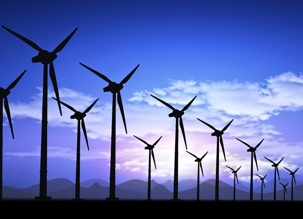 Wind power for renewable energy purchases