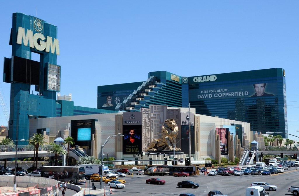 MGM Resorts Receives Sustainability Award