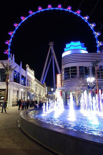 The Las Vegas LINQ Goes LEED!