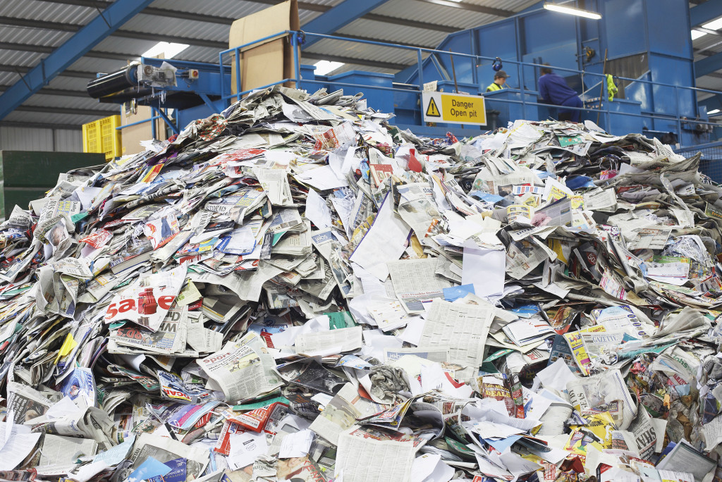 Republic Services Building Nation's Largest Recycling Facility
