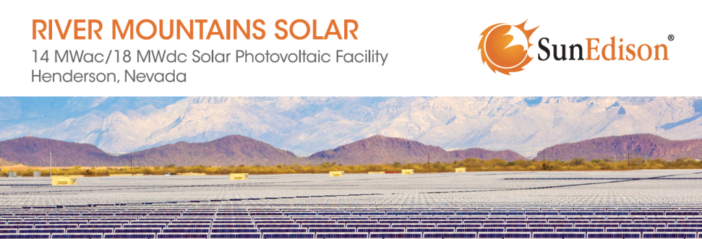 SNWA Moves Forward with River Mountains Solar Project