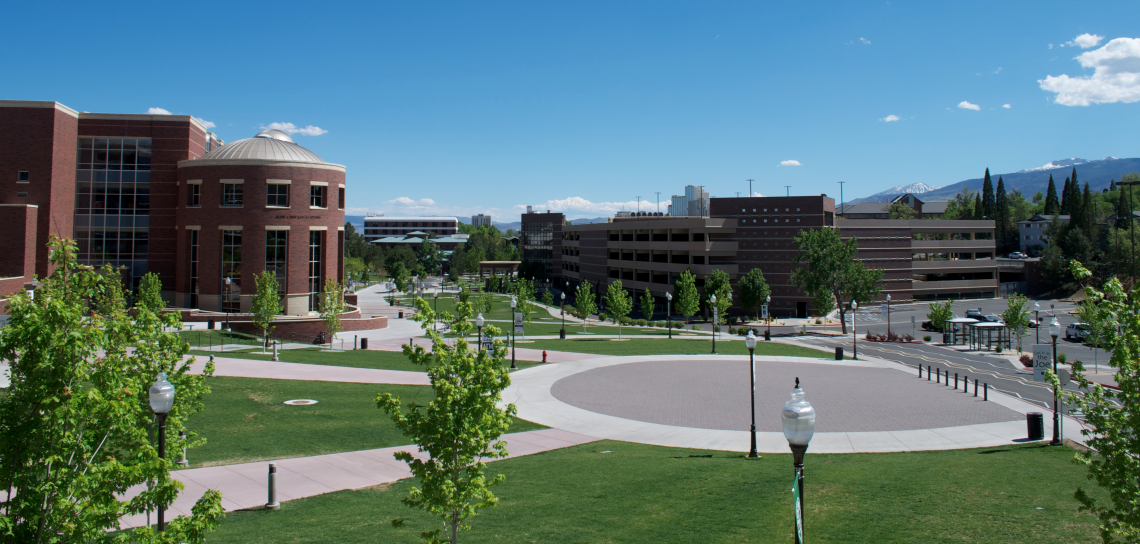 Associated Students of the University of Nevada Desire Sustainable Campus
