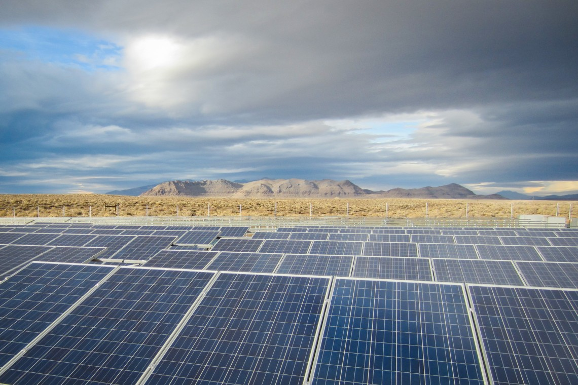 City of Las Vegas Moves Toward 100% Renewable Energy