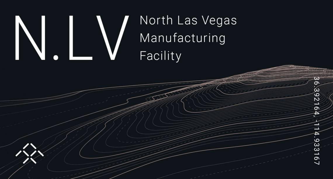 Faraday Electric Car Plant Planned for North Las Vegas