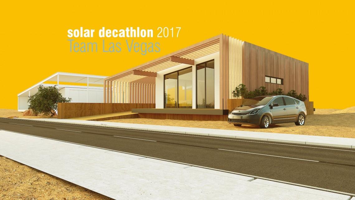 UNLV 2017 Solar Decathlon