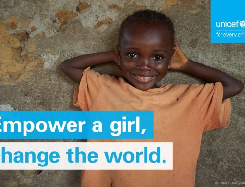 11th October is International Girls Day