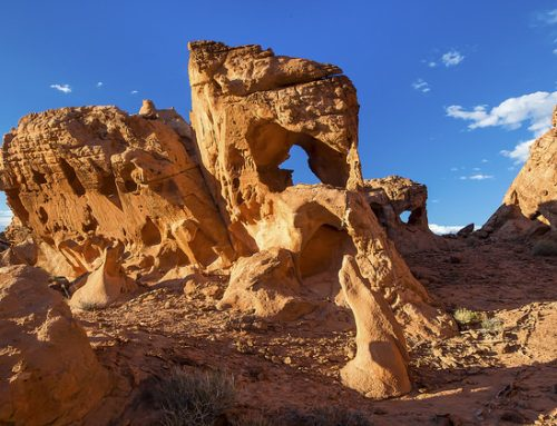 Interior Secretary recommends shrinking Gold Butte National Monument