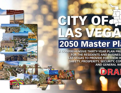 City of Las Vegas's Master Plan for Sustainability
